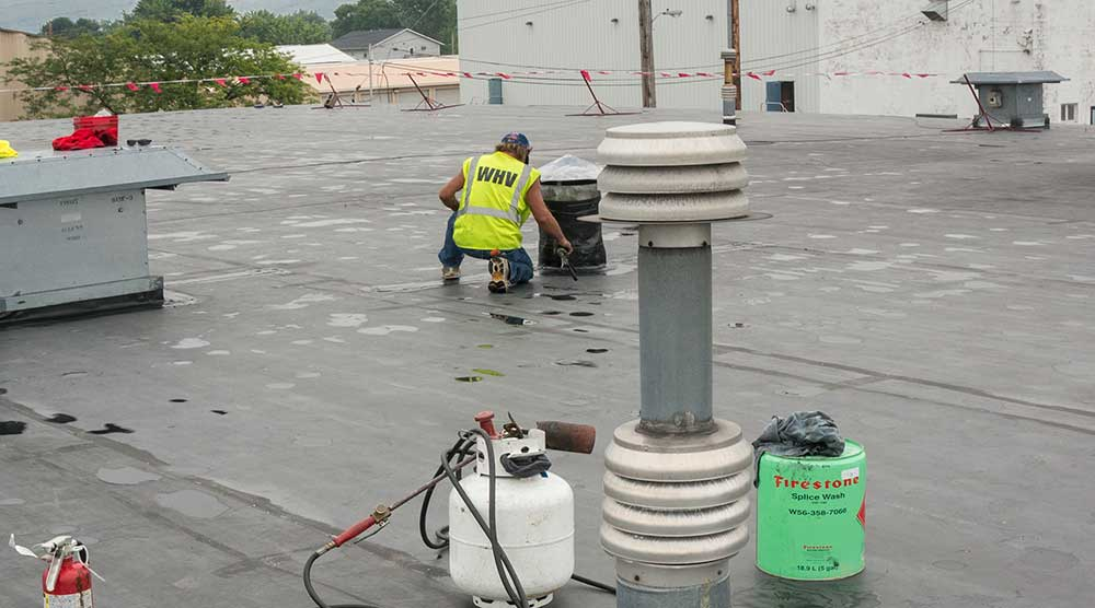 Industrial Roofing Services Near Winona MN
